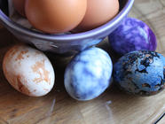 Decorative Pickled Eggs found on PunkDomestics.com